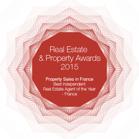 Real Estate Property Award Winner