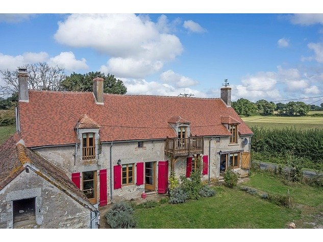 Magnificent house, rural location, with great view 10408