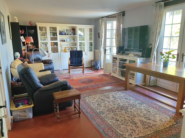 La Brenne, Indre 36, near Prissac: very pleasant one-level house with land 13123