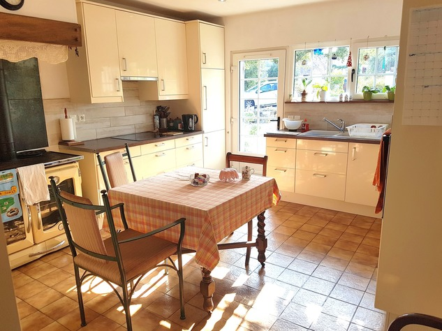 La Brenne, Indre 36, near Prissac: very pleasant one-level house with land 13119