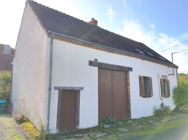Near Eguzon, Indre 36: pretty house at 5 min. from the beach 13329