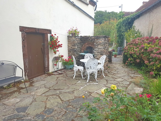 Near Eguzon, Indre 36: pretty house at 5 min. from the beach 13344