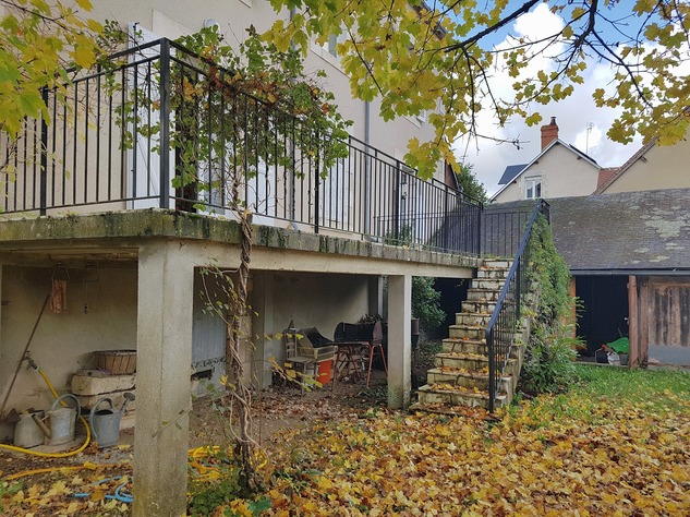 La Brenne, Indre 36: village house in very good condition 13673