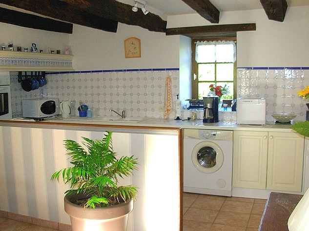 Near Angles sur l'Anglin, Vienne 86: property with swimming pool 13568