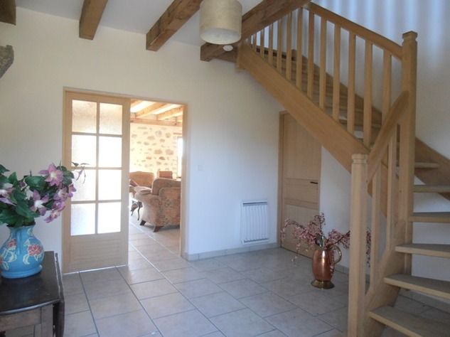 Newly Converted Barn with Attached Garden and Lovely Views 4149