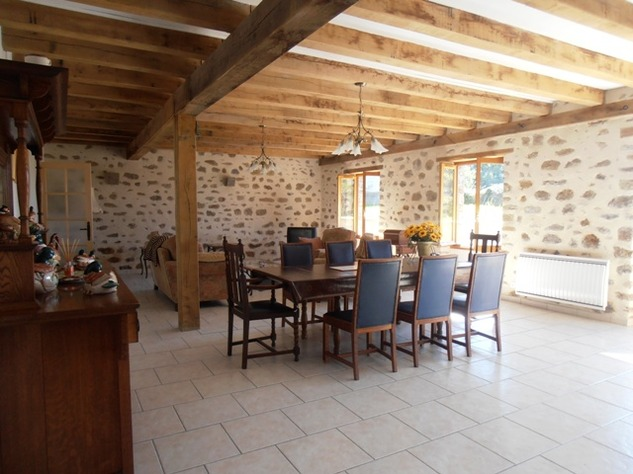 Newly Converted Barn with Attached Garden and Lovely Views 4152
