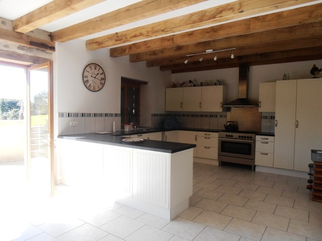 Newly Converted Barn with Attached Garden and Lovely Views 4154