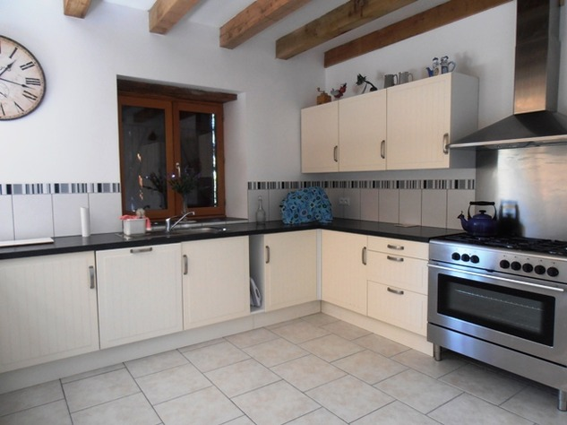 Newly Converted Barn with Attached Garden and Lovely Views 4155