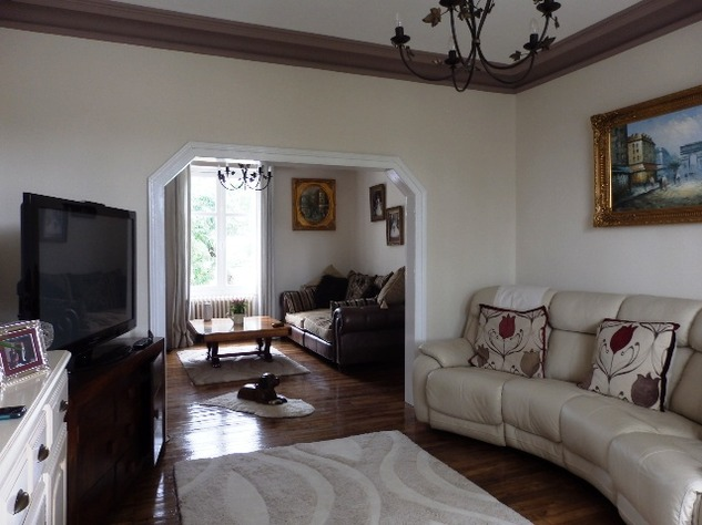 For Sale House with Outbuildings in Millac in the Vienne 5760