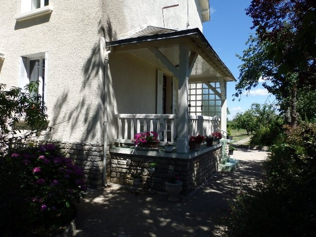 For Sale House with Outbuildings in Millac in the Vienne 5751