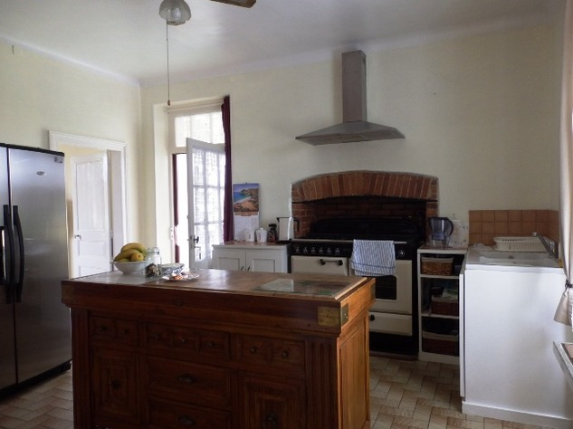 For Sale House with Outbuildings in Millac in the Vienne 5753