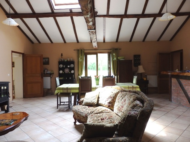 Gîtes, B&B and Camping Facility with Owner Accommodation - Amazing Opportunity 7147