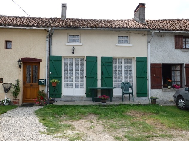 Delightful 2 Bedroom Cottage at the Edge of Little Village near Availles Limouzine 7803