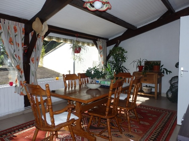 A Substantial  5 Bed House, with Gîte Potential and Views over the Vienne River 8162