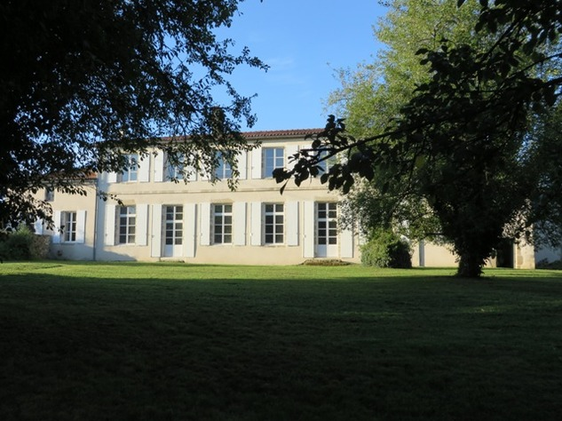 Maison de Maître with 2nd House, Studio Flat & Outbuildings set in 1 Hectare of Parkland in the Centre of a Popular Village 9298