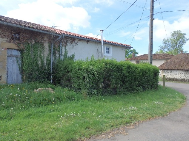 Pretty Village House with Attached Garden and 2nd House to Renovate 9503