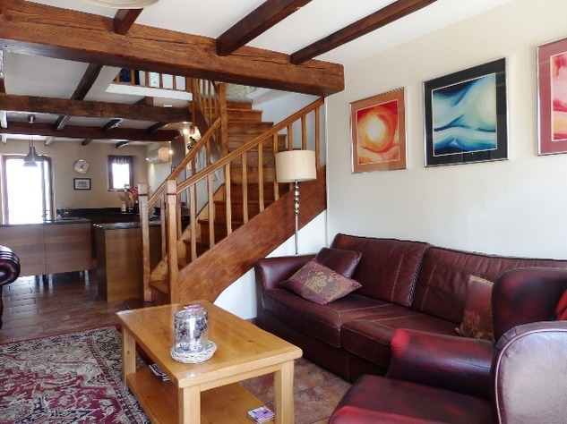 Exceptionally High Standard of Renovation on these Beautiful Houses with Gîte Potential 9573