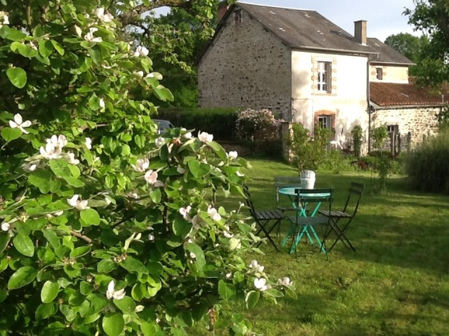 Renovated Farmhouse with Barn and Brilliant Yurt Accommodation in the Gardens 10379