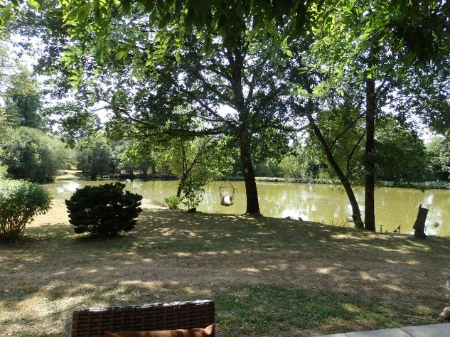 Breath-Taking Private Lake with 3 Bedroom House and Gîte Opportunity - Near St Junien 10560