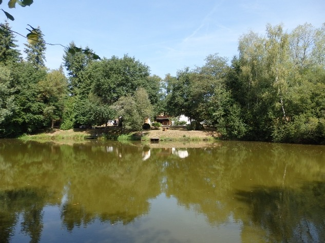 Breath-Taking Private Lake with 3 Bedroom House and Gîte Opportunity - Near St Junien 10561