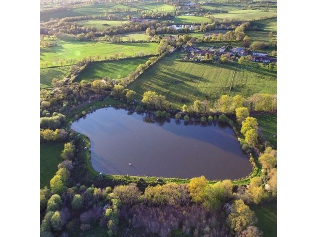 Prestige Carp Fishing Business – 36 Acres of Land – (11 Acres of Lakes) – 4 Outstanding Properties 10853