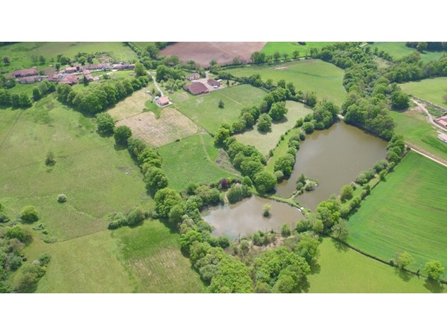 Prestige Carp Fishing Business – 36 Acres of Land – (11 Acres of Lakes) – 4 Outstanding Properties 10854