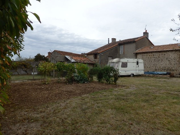3 Bed House, Partially Renovated with Attached Garden in Popular Village. 10832