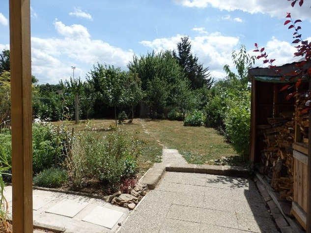 2 Bedroom Village House with Garage and Lovely Attached Gardens 10715