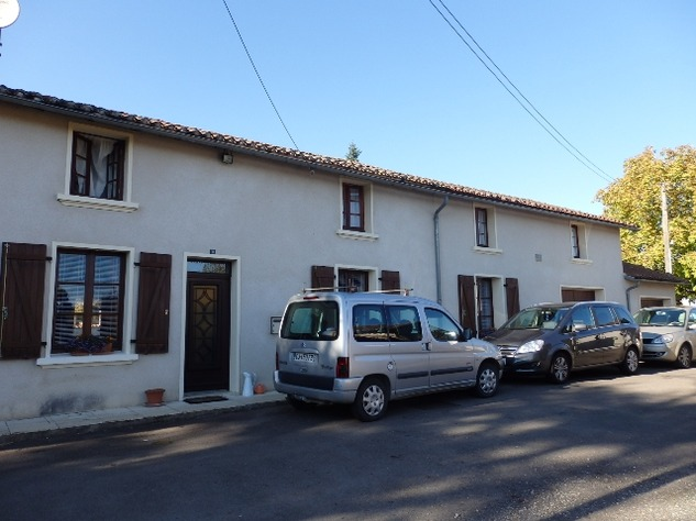 Traditional Hamlet House with Attached Garden, 2 Garages and Extra Land with Pond 10737