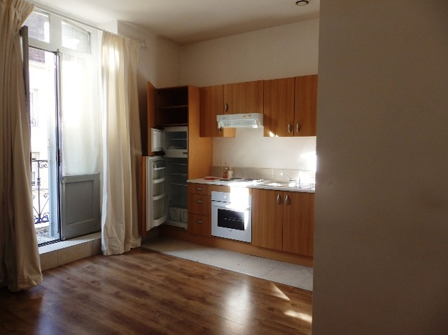 1 Bedroom Apartment with Balcony 10945