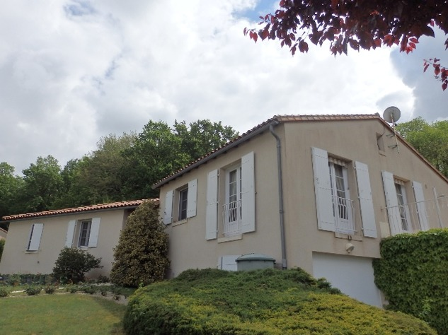 Exceptional Home with Guest Annexe and Pool in Civray-Vienne 12054