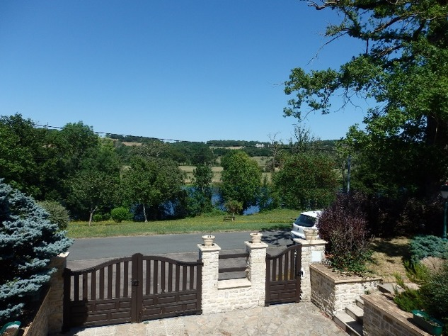 House with Beautiful Views in Availles-Limouzine - Vienne 12794