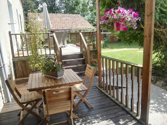 Reduced - 8 Bedroom Chambre D'hôtes/B & B near Millac in the Vienne 12898