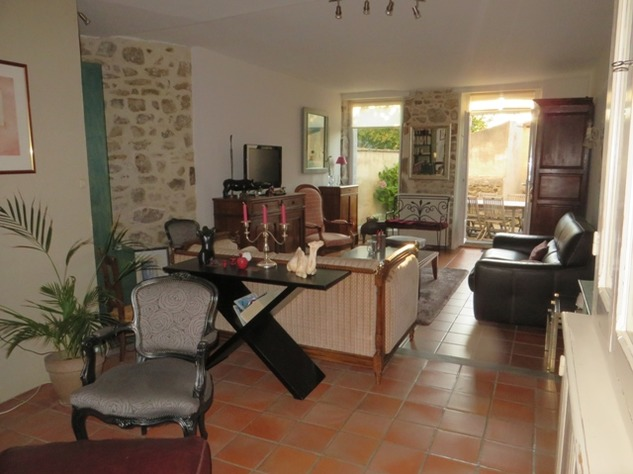Family Home with Barn and Land in Thiat in the Haute Vienne 13005