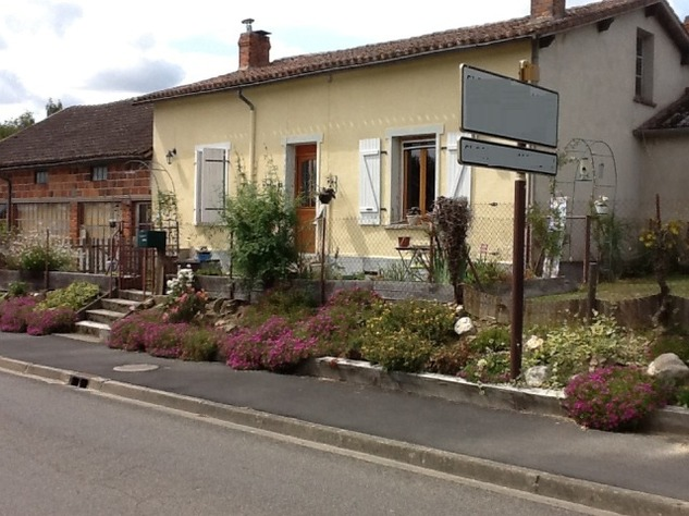 Excellent House with Workshop near Le Dorat in the Haute Vienne 13156