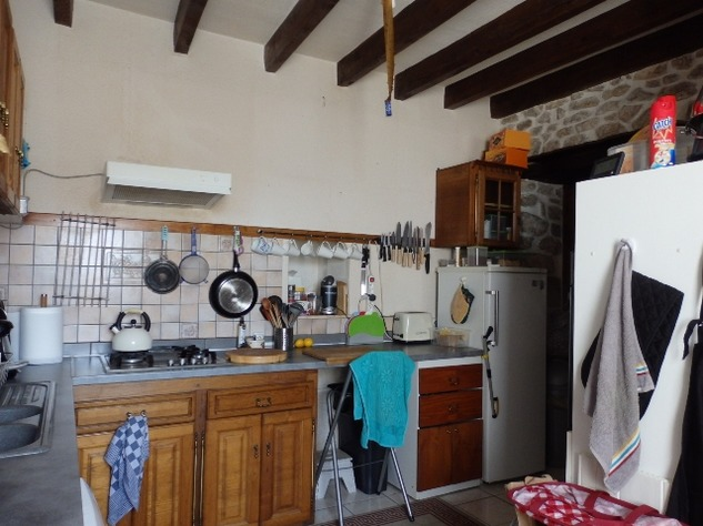 Perfect 3 Bedroom Stone House in Brigueuil in the Charente 13208