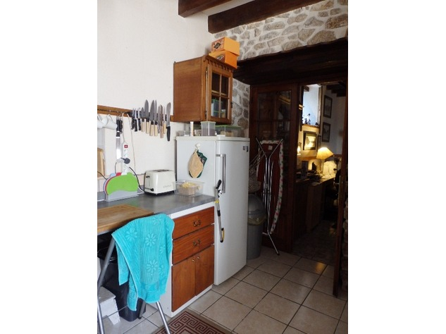 Perfect 3 Bedroom Stone House in Brigueuil in the Charente 13209