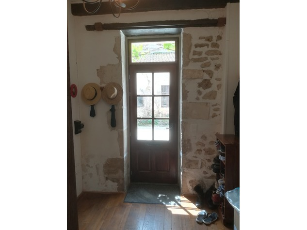 Excellent House and Gîte close to Confolens in the Charente 13266