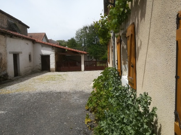 Excellent House and Gîte close to Confolens in the Charente 13251