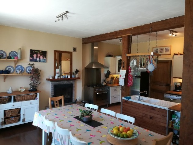 Excellent House and Gîte close to Confolens in the Charente 13258