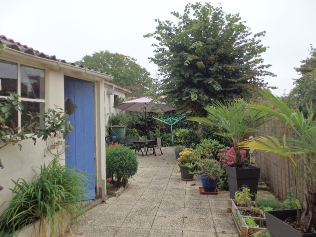 St Claud Village House with Attached Garden and Shop Front 13219