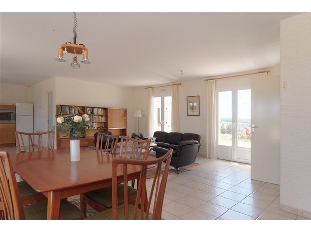 Immaculate Retreat on 1Ha of Land Near Charroux in the Vienne 14140