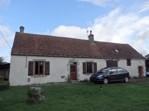 Rural House with Gîte near Le Dorat in the Haute Vienne 13403