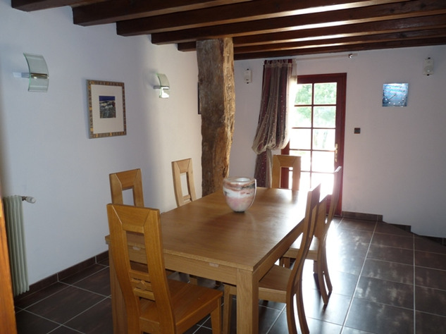 House and Gîte with Indoor Pool with Panoramic Views Near St Claud in the Charente 13808