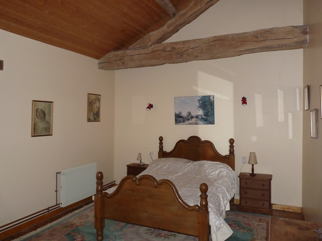 House and Gîte with Indoor Pool with Panoramic Views Near St Claud in the Charente 13809