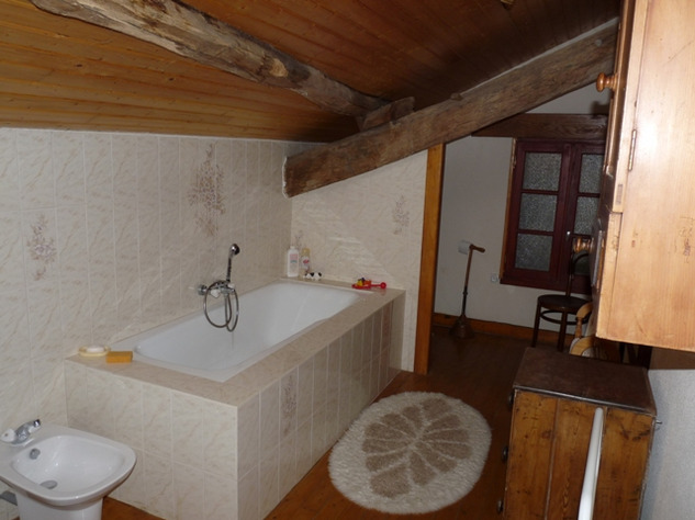 House and Gîte with Indoor Pool with Panoramic Views Near St Claud in the Charente 13810