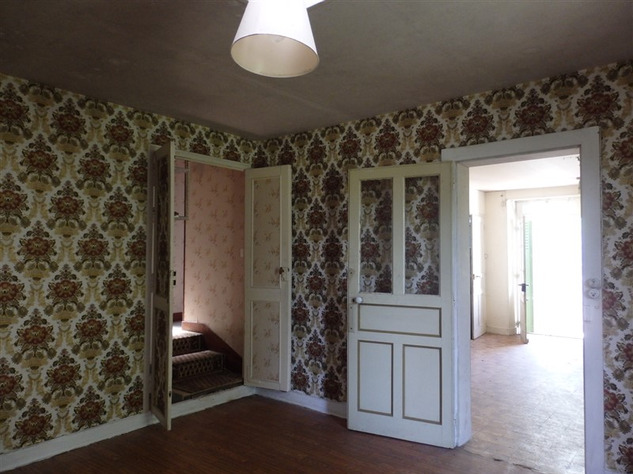 House to Renovate near Bellac in the Haute Vienne 14520