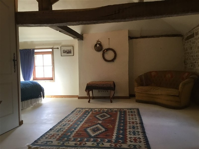 Spacious, Stone Village House for Sale in Luchapt - Vienne 14203