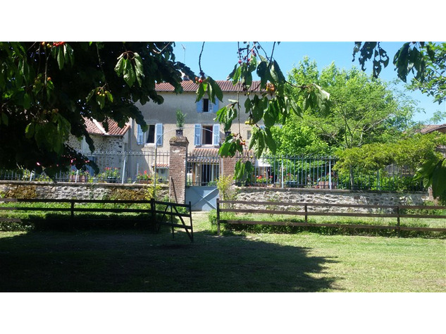 For Sale Equestrian Home near Bellac in the Haute Vienne 14643