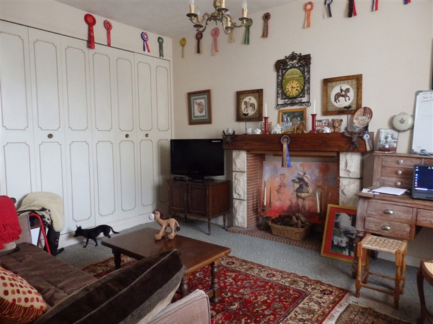 For Sale Equestrian Home near Bellac in the Haute Vienne 14653